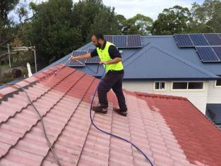 Roof Restoration Penrith - Roof Painting
